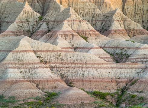 Badlands Patterns