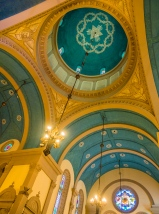 An architectural gem in the historic town of St. Augustine is Memorial Presbyterian Church