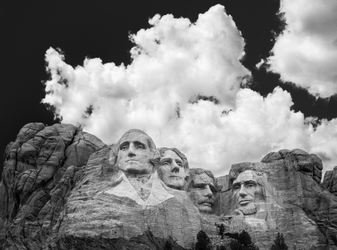 Mount Rushmore inspires the huge variety of folks that compose our American melting pot